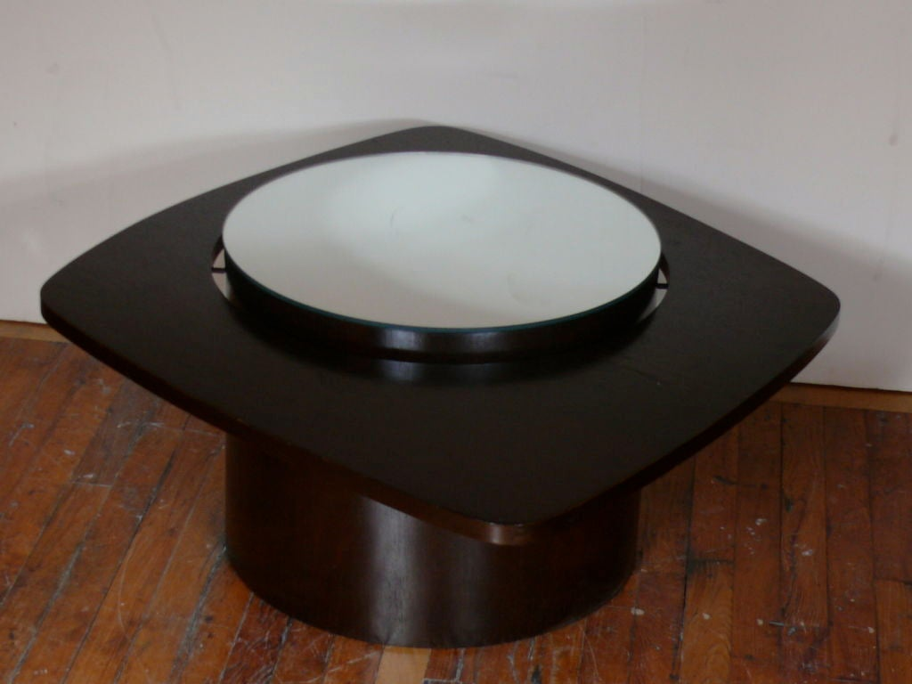 Cantilevered Table At 1stdibs