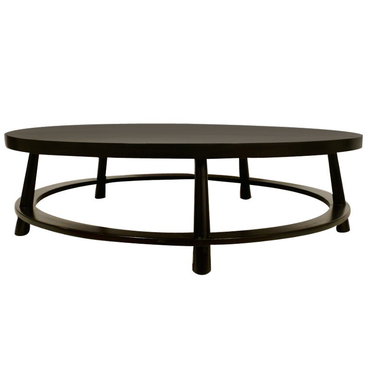 T H Robsjohn Gibbings 48 Coffee Table At 1stdibs