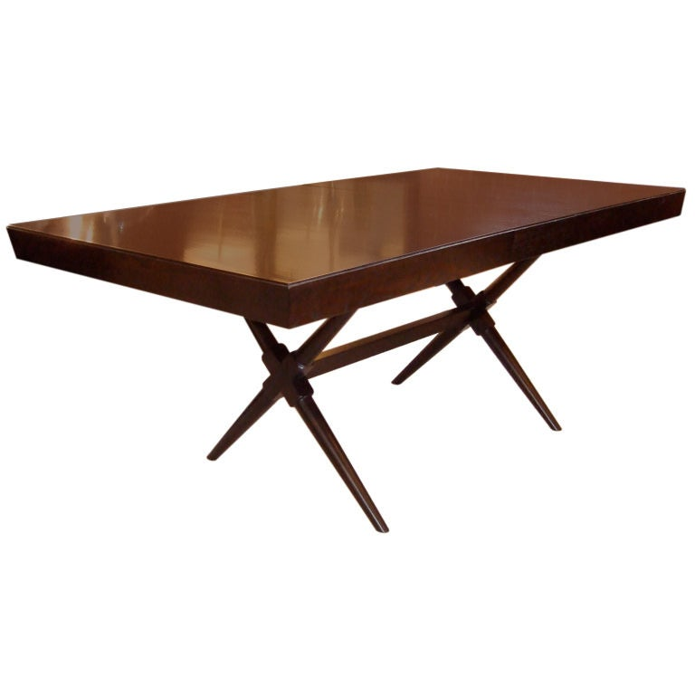 th robsjohn gibbings dining table at 1stdibs