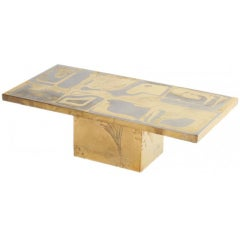 Armand Jonckers Coffee Table