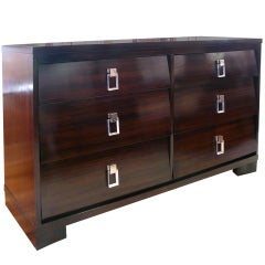 6 Drawer Doorknocker Dresser
