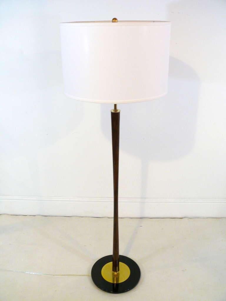This pair of gerald thurston floor lamps is no longer available - Pair Of Gerald Thurston Floor Lamps At 1stdibs