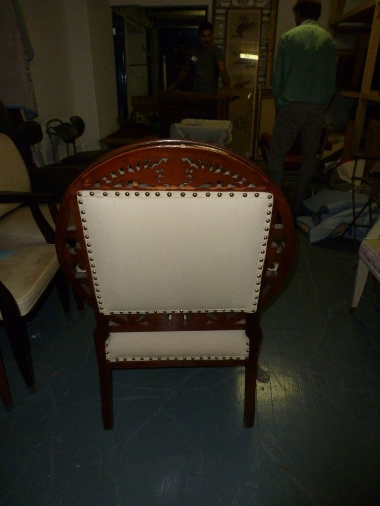 American Aesthetic Movement Arm Chair 3