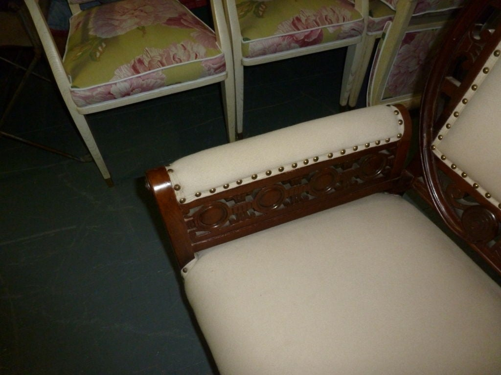 American Aesthetic Movement Arm Chair 5