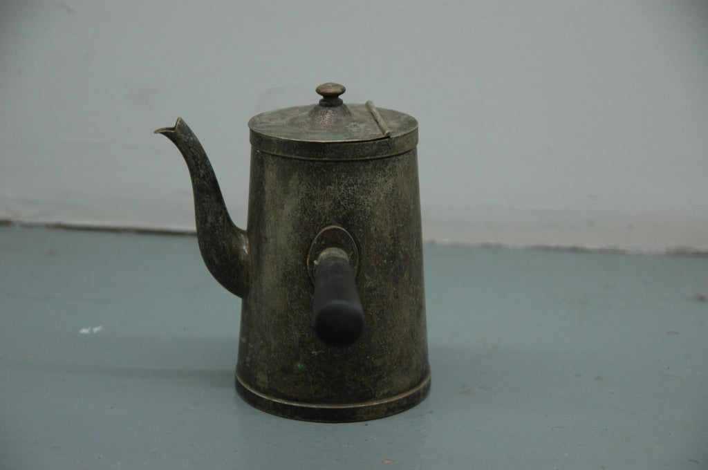 Straight Handled Tea Kettle For Sale 1
