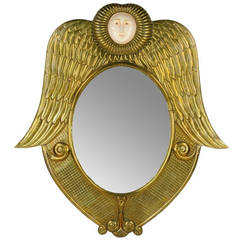 Sergio Bustamante Wall Mirror