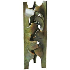 Malcolm Leland Sculpture/Floor Sconce