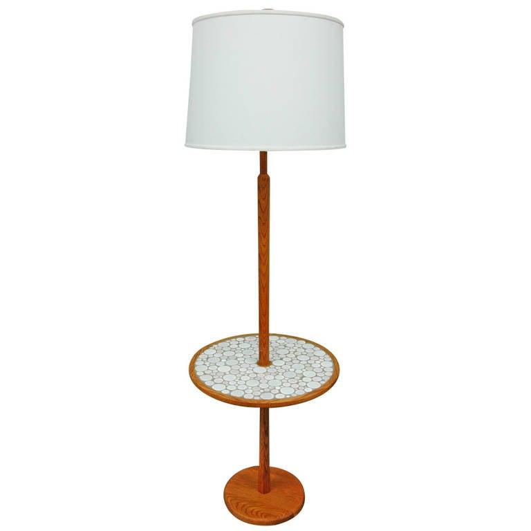 Classic Gordon Martz Floor Lamp