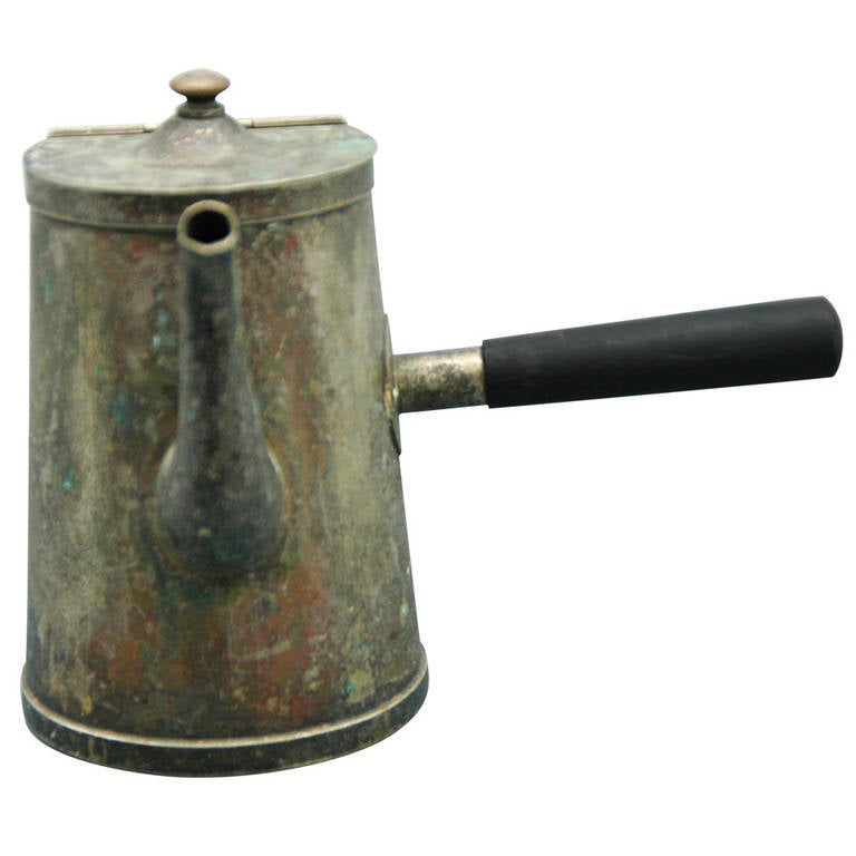 Straight Handled Tea Kettle For Sale