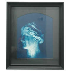 """Photograph of a Grecian Bust"" by John Dugdale"