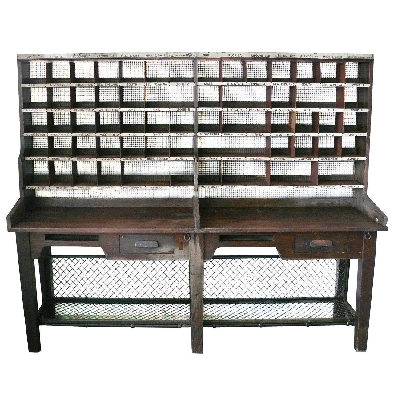 Industrial Metal Desk Cabinets