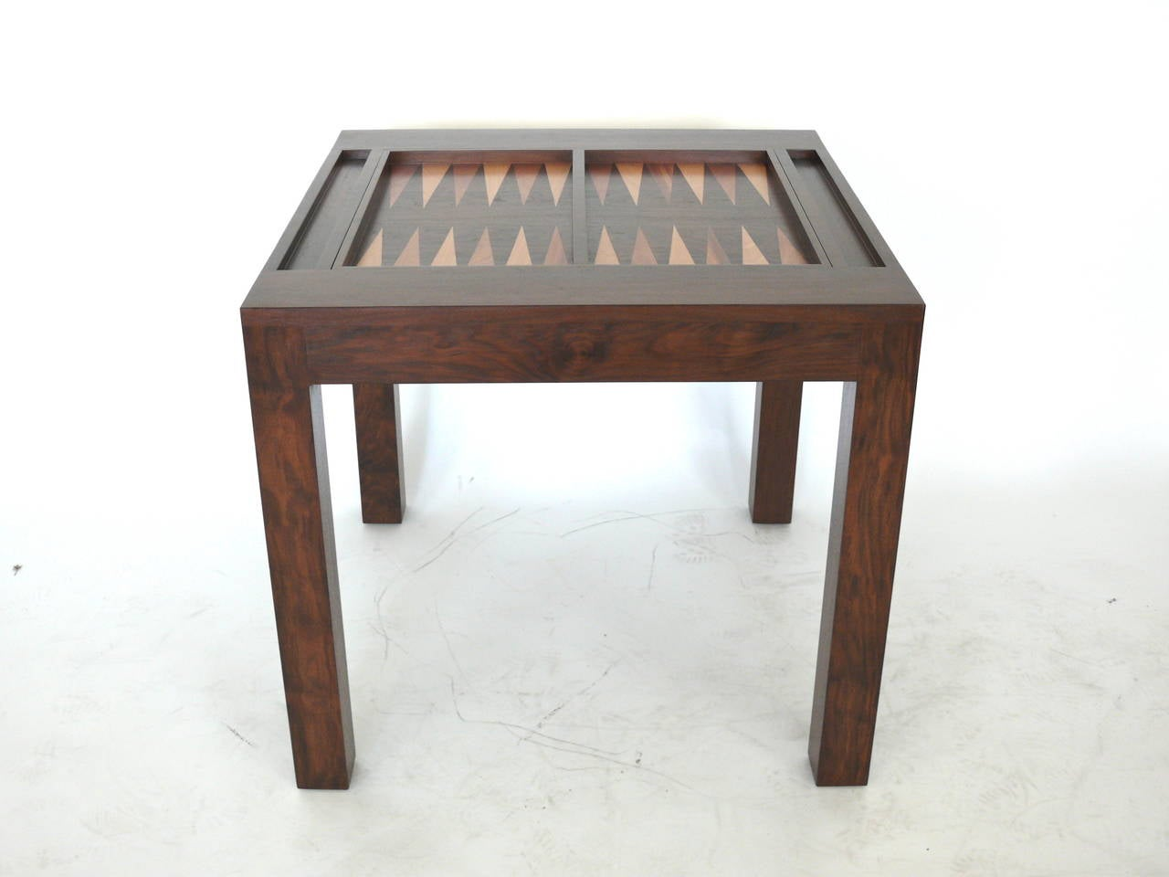 parson 39 s style backgammon table for sale at 1stdibs. Black Bedroom Furniture Sets. Home Design Ideas