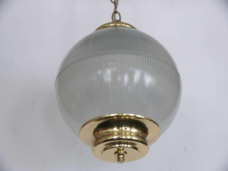Azucena Globe Pendant For Sale 1