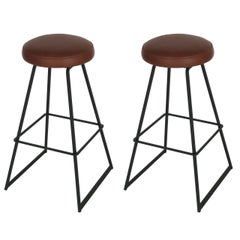 Almont Counter and Bar Stools by Orange Los Angeles