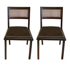 Dining Chairs by Pierre Jeanneret