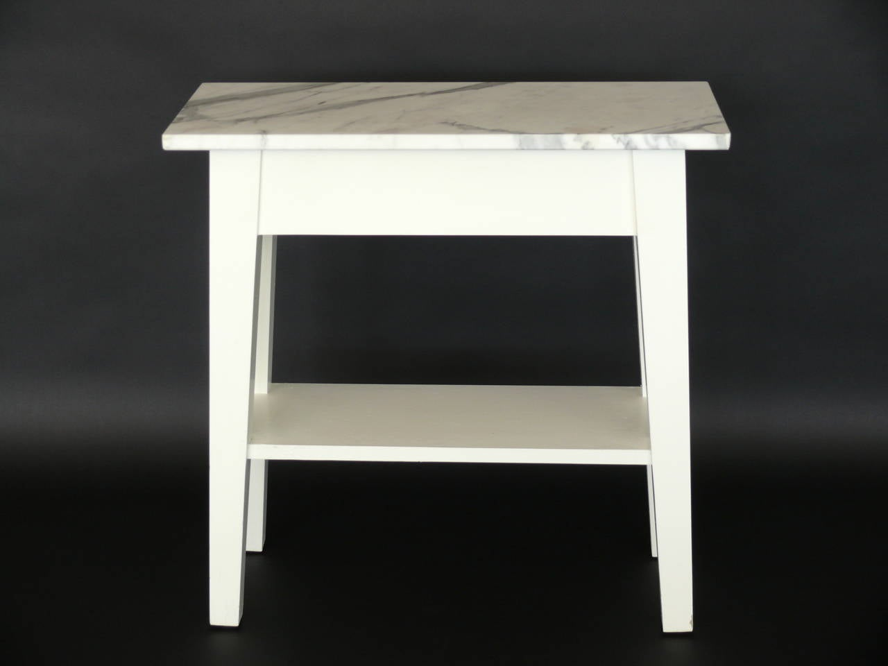 Philippe starck end table at 1stdibs for Philippe starck tables