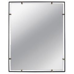 Trousdale Rectangular Floating Mirror by Orange Los Angeles