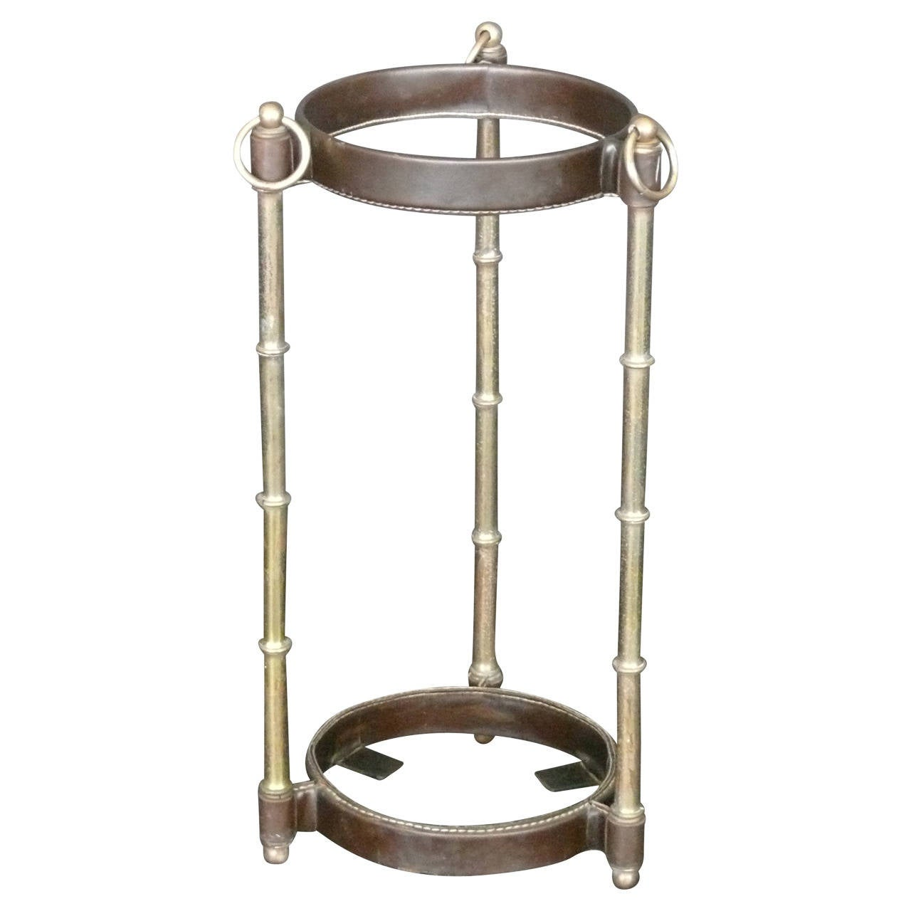 Jacques adnet umbrella stand at 1stdibs for L furniture more kelowna