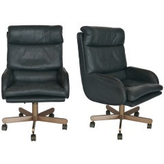Executive Chairs by Bert England for Dunbar
