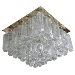 Giant Kalmar Icicle Flush Mount