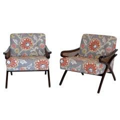 Italian Caned Chairs