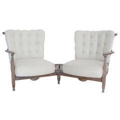 Guillerme and Chambron Settee