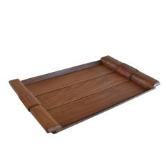 Jacques Adnet Serving Tray