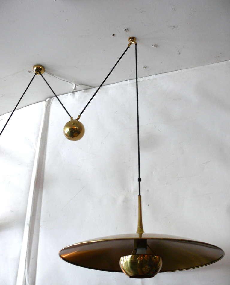 Florian Schulz Double Counter Balance Pendants For Sale 2