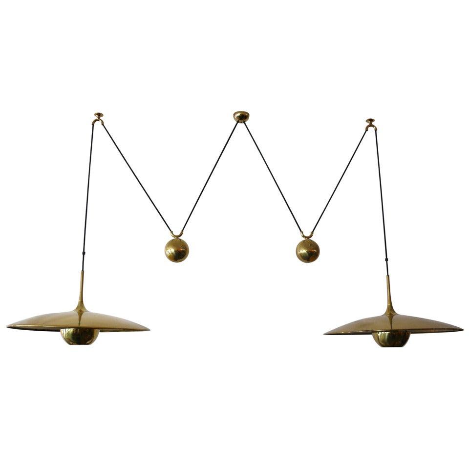 Florian Schulz Double Counter Balance Pendants