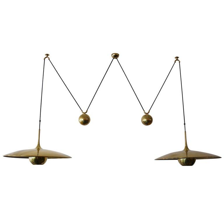 Florian Schulz Double Counter Balance Pendants For Sale