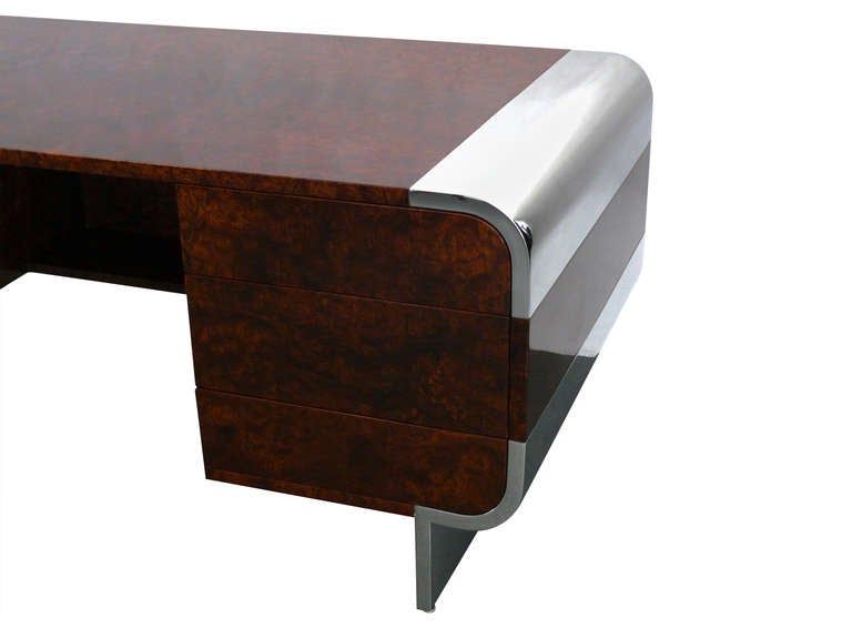 Pace Collection Executive Desk At 1stdibs
