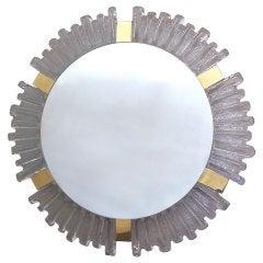 Kalmar Glass Backlit Mirror