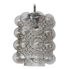Limburg Bubble Glass Pendant