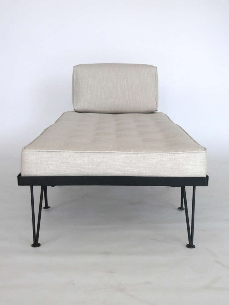 Daybed chaise by frederick weinberg at 1stdibs for Chaise or daybed