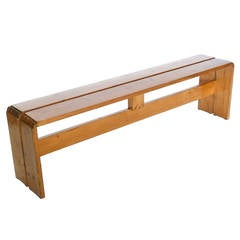 Charlotte Perriand Benches