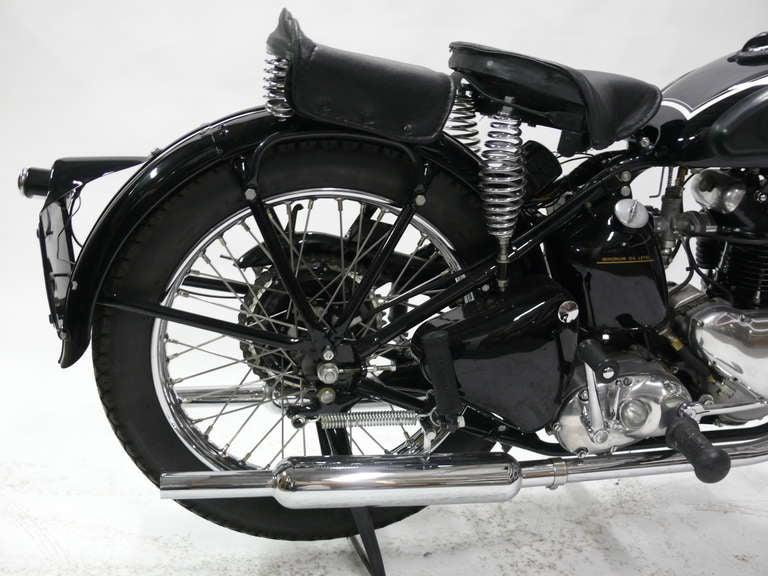 1946 Triumph Model 3T Deluxe 350 image 3