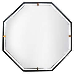 Trousdale Octagonal Mirror by Orange Los Angeles