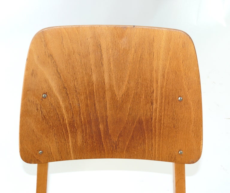 French School Chair In Excellent Condition For Sale In Los Angeles CA  sc 1 st  1stDibs & French School Chair at 1stdibs