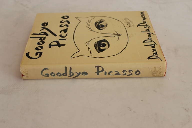 Swiss Vintage Goodbye Picasso Books For Sale
