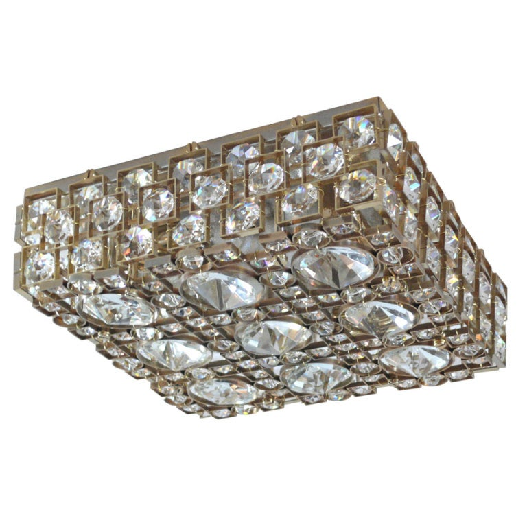 Bathroom Ceiling Lights Crystal Square : Xxx g