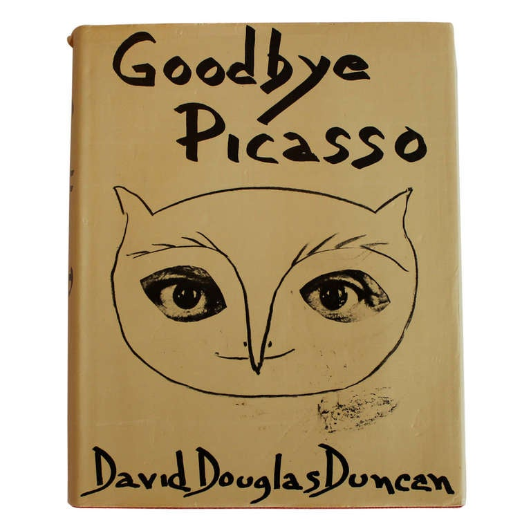 Vintage Goodbye Picasso Books 1