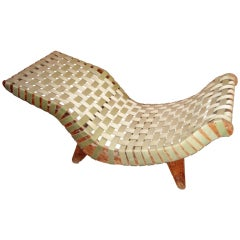 Klaus Grabe Chaise Lounge / Chair