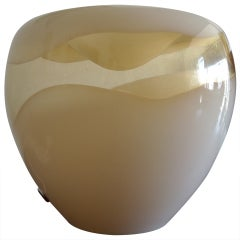 Amazing Large  Vistosi Murano Glass Table Lamp.