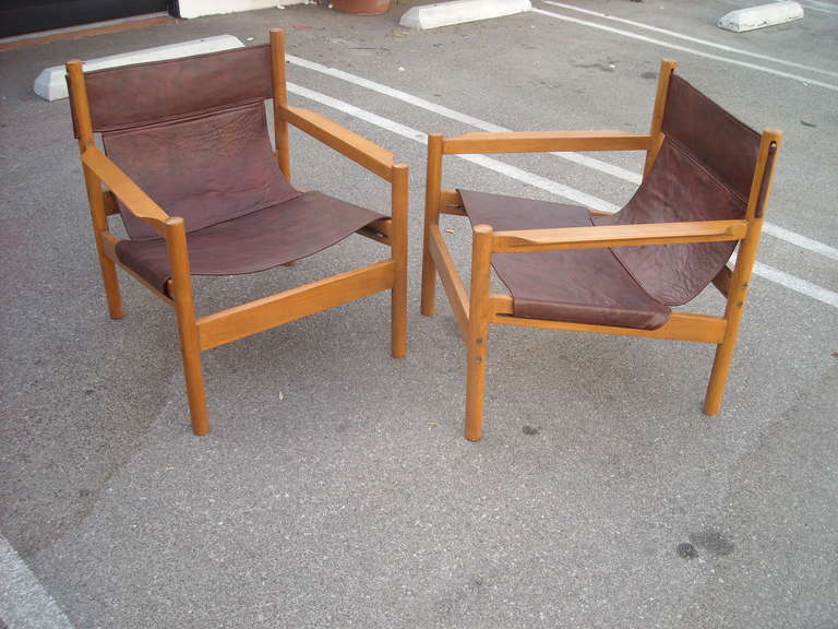 Nice and classic sling ,Safari chairs.