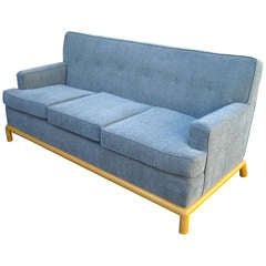Robsjohn-Gibbings Sofa by Widdicomb