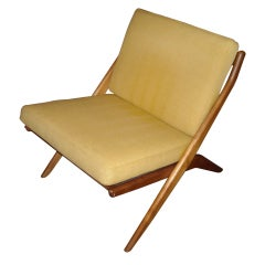 Dux Sweden scissor chair