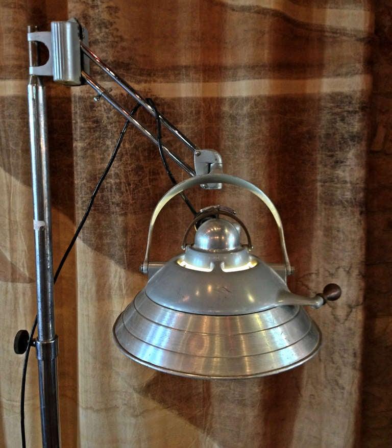 Vintage Dental Lamp 3