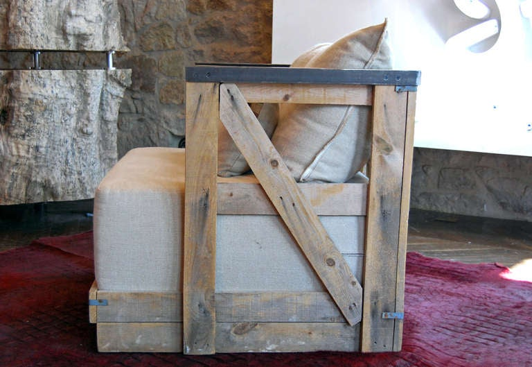 Crate Chair 7