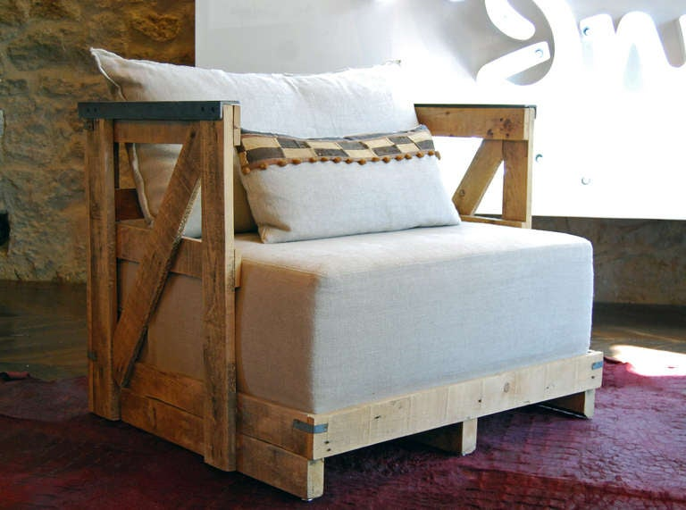 Crate Chair 2