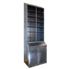 xl metal etagere